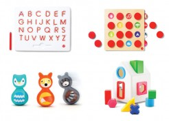 Kido's Modern Toys Inspire Creativity and Are Flat-Out Adorable