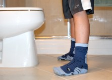 """How to Conquer the """"Smelly Boy"""" Bathroom…for Good"""