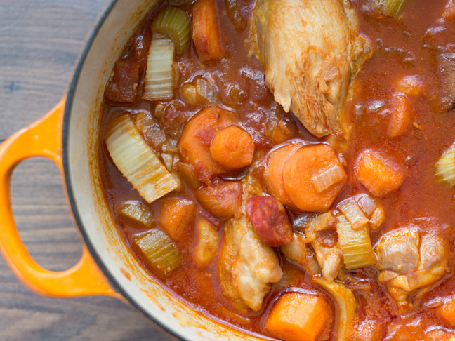 chicken-stew