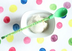 How To Make Sprinkle Spoons for Summer Ice Cream Treats