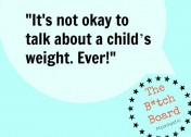 My Mother-in-Law Commented on My Preschooler's Weight (& I'm Furious About It)