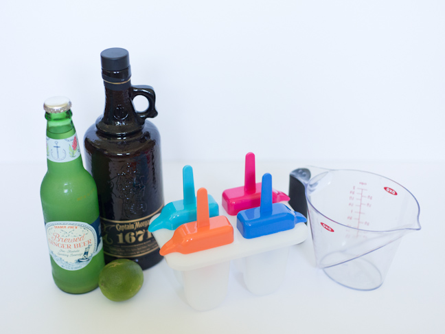 ginger-beer-rum-popsicle-molds