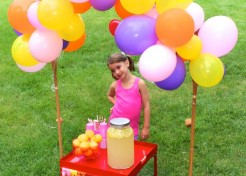 Business 101 for Kids: How to Set Up a Lemonade Stand