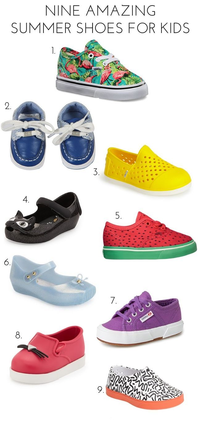 NINE AMAZING SUMMER SHOES FOR KIDS_opt