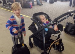 Lifesaving Tips for Traveling with Two Kids