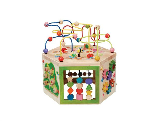 10 classic toys for baby activity cube