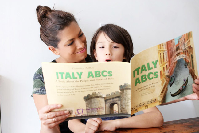 learning-italian-mother-son