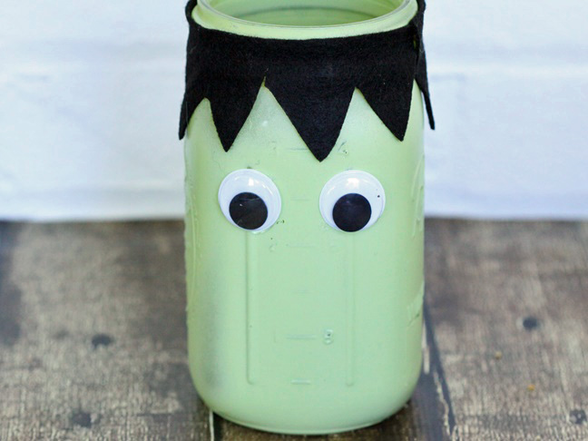 mason jar monsters step 3