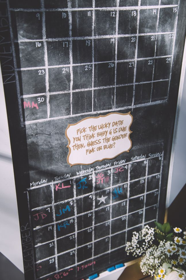calendar-baby-shower-due-date-chalkboard-diy-pink-blue-chalk