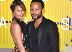 Chrissy Teigen Is Pregnant: 'It's Finally Happening'