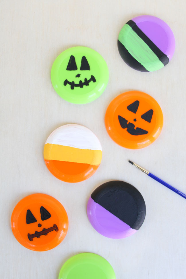 DIY Candy Alternative for Halloween