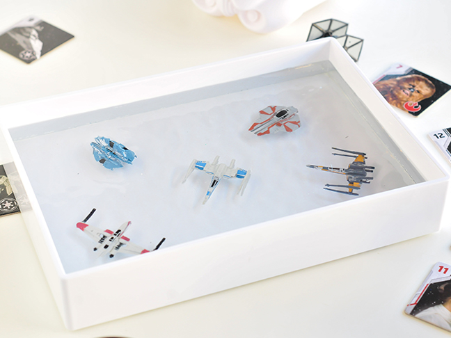 DIY Starship Tray