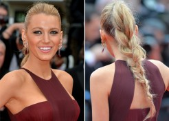 Ditch the Ponytail: Quick Celeb-Inspired Holiday Party 'Dos