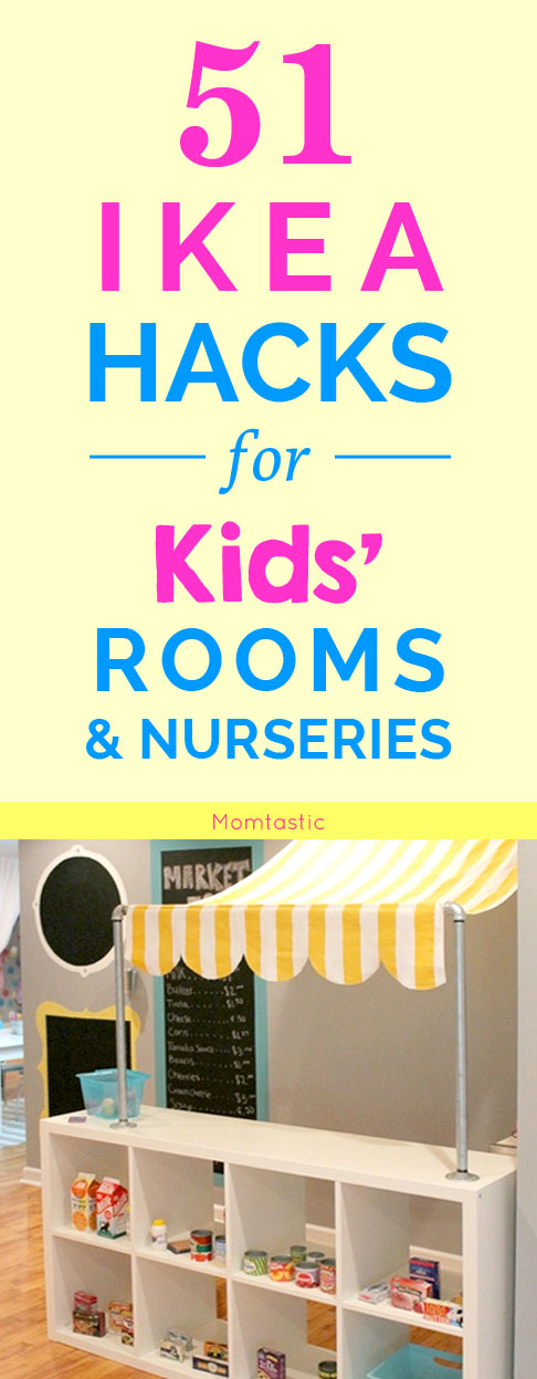 Epic Ikea Hacks For Kids Rooms Nurseries