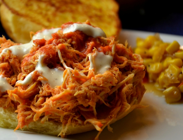 Crockpot-Buffalo-Chicken