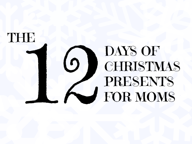 The twelve gifts given in the twelve days of christmas