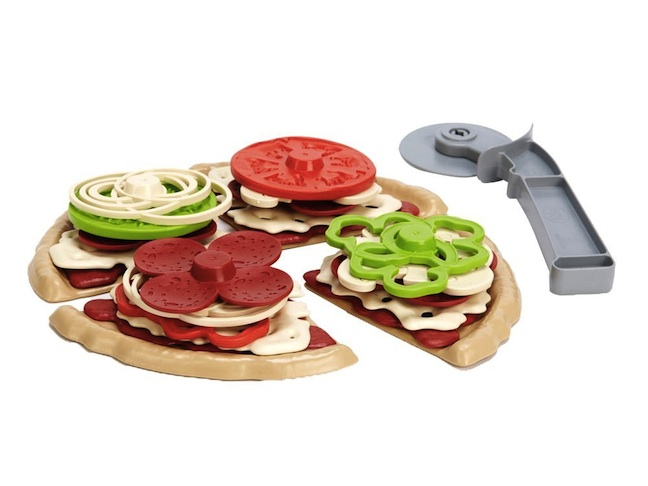 Pizza Set by Green Toys