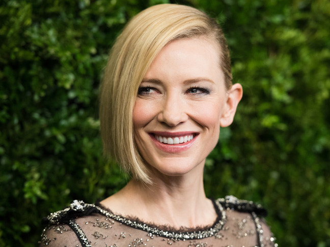 Hottest Hairstyles for 2016 cate blanchett 2