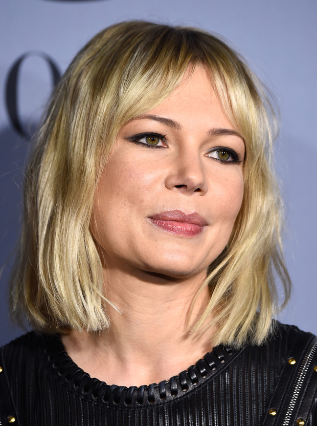 Hottest Hairstyles for 2016 parted bangs