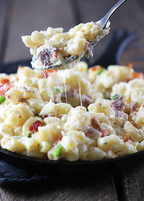 Ways to make mac and cheese momtastic