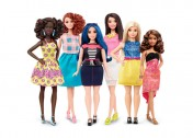 Barbie Gets (More) Real, with Different Body Types & Skin Tones
