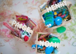 DIY Easter Basket Name Labels