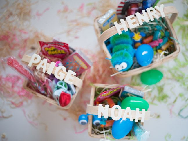 Diy easter basket name tags momtastic easter basktes gifts eggs negle