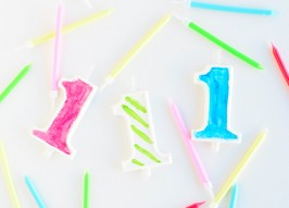 These DIY Edible Birthday Candles Are a Smash Cake Must
