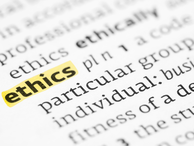 ethics-definition