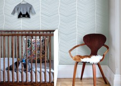 20 Modern Removable Wallpapers for Nurseries & Kids' Rooms