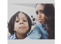 The Best-Ever Celebrity Mom Selfies