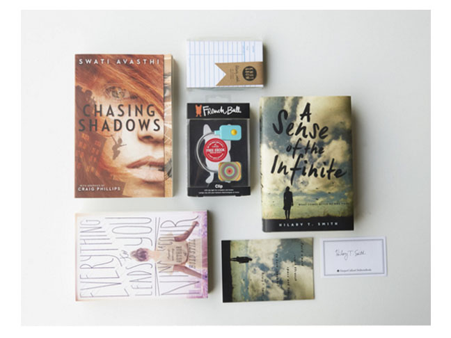 Book Riot: Young Adult Subscription Box