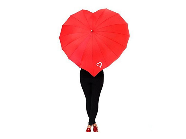 Heart Shaped Lovebrella