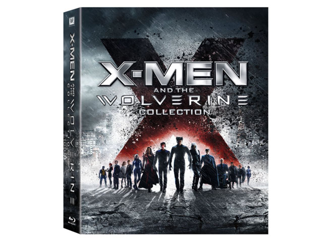 X-Men and the Wolverine Collection