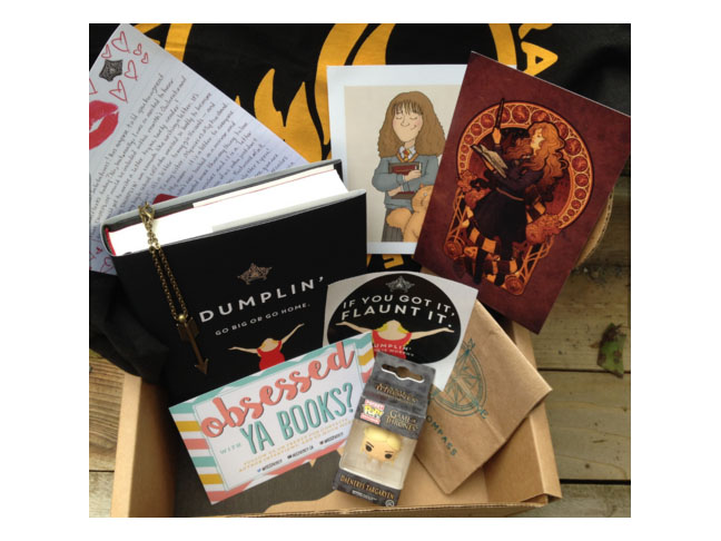 Owl Crate YA Subscription Box
