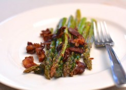 Asparagus with Bacon Recipe
