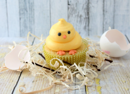 Easter Chick Feature