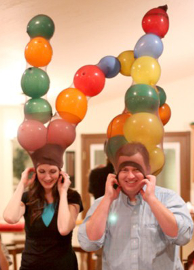 15 fun balloon games for kids 39 birthday parties for Balloon party games
