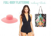 The Perfect Swimsuits for Post-Pregnancy Bodies