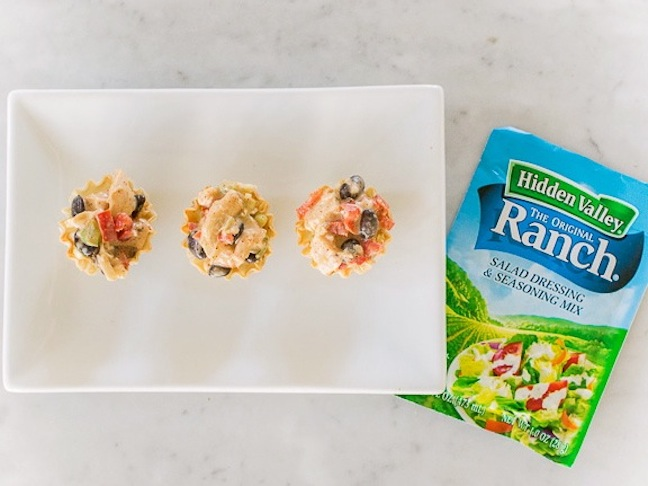 hidden valley ranch recipe-chicken-pepper-appetizer