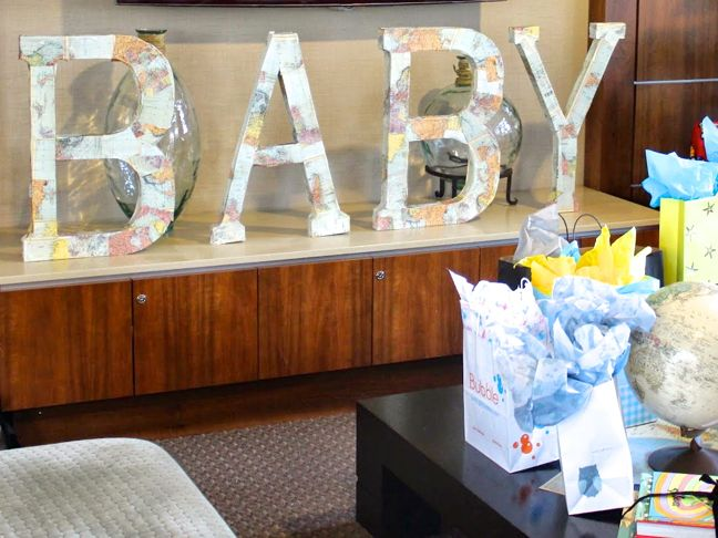 oh the places you ll go travel themed baby shower