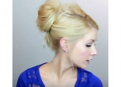 31 Easy Ways to Put Your Hair Up That Aren't a Ponytail