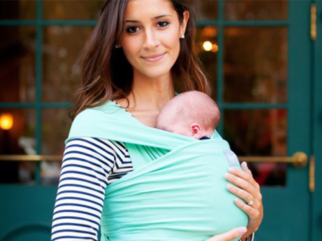 Baby Wearing Options to Take You from Newborn to Toddler