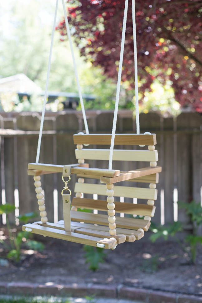 Diy Tree Swing For Baby