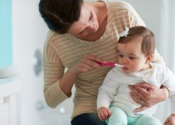 Brushing Baby Teeth: When Should You Start & What's the Best Way to Do it?