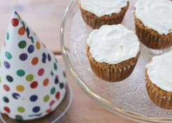 Healthy Sweet Potato Cupcakes Recipe