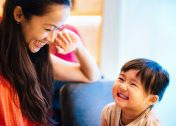 Dear Daughter: Thank You for Making Me a Mom