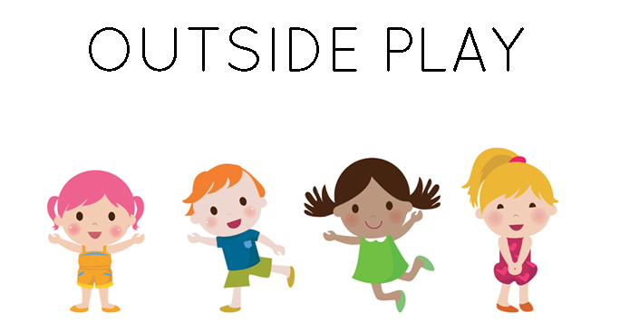 Outside Play Ideas for School Holidays
