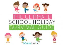 The Ultimate School Holiday Survival Plan