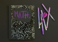 7 Ways to Personalize Your Child's Notebooks
